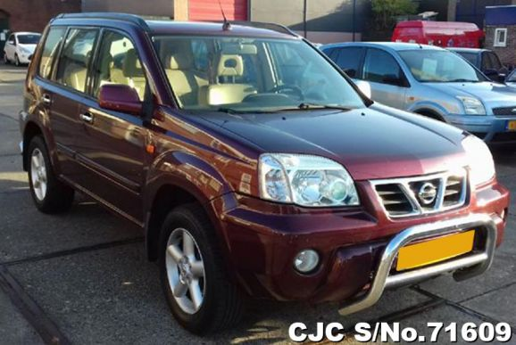 2002 Nissan / X-Trail Stock No. 71609