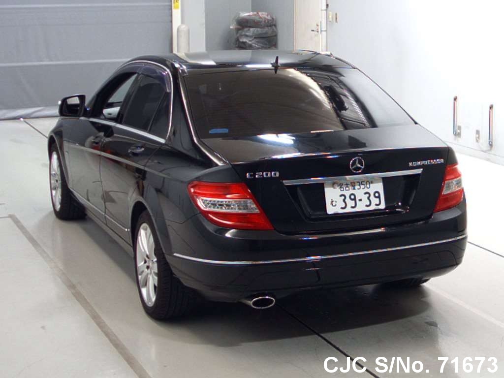 2007 Mercedes Benz / C Class Stock No. 71673