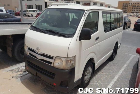 2011 Toyota / Hiace Stock No. 71799
