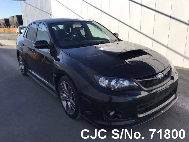 2013 Subaru Impreza Black For Sale Stock No 71800 Japanese Used