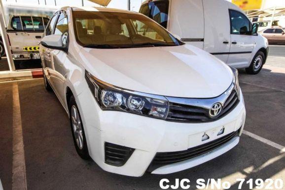 2014 Toyota / Corolla Stock No. 71920