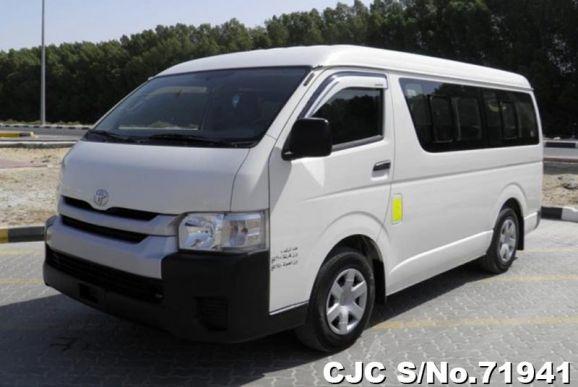 2015 Toyota / Hiace Stock No. 71941