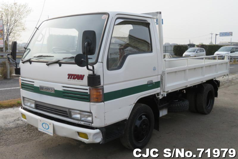 1993 Mazda / Titan Stock No. 71979