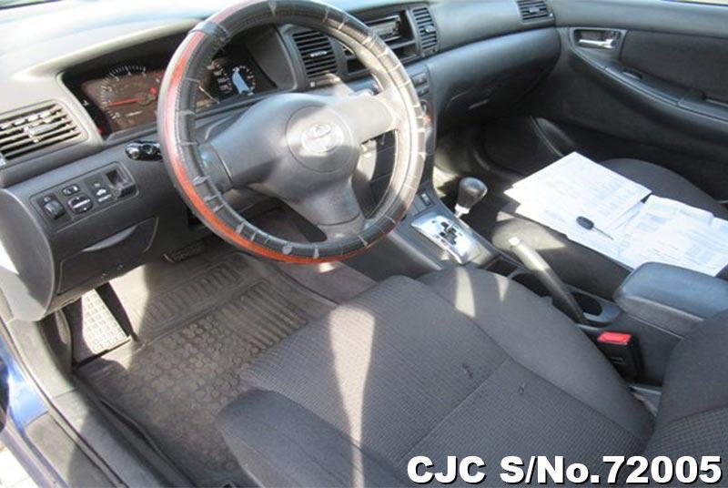 2006 Toyota / Corolla Stock No. 72005