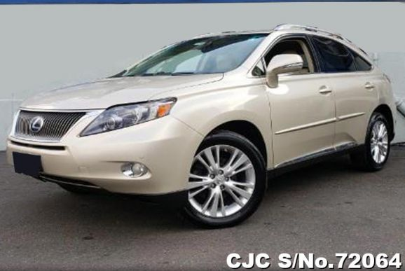 2012 Lexus / RX 450H Stock No. 72064