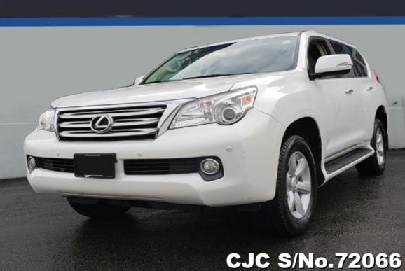 2011 Lexus / GX 460 Stock No. 72066