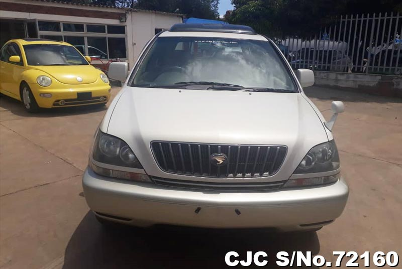 2000 Toyota / Harrier Stock No. 72160