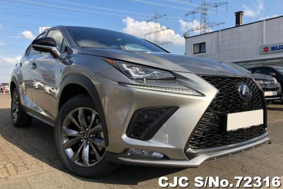 2018 Lexus / NX 300h Stock No. 72316