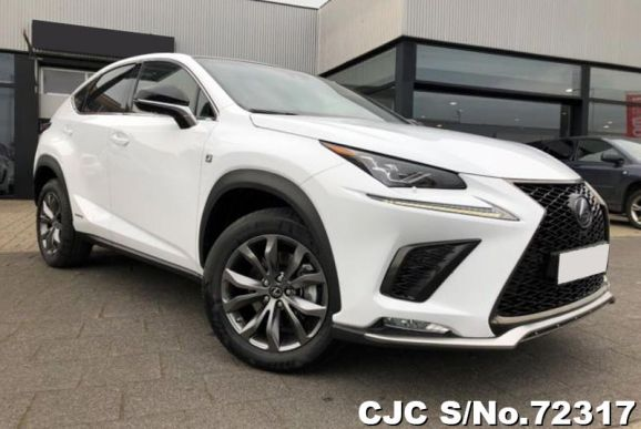2018 Lexus / NX 300h Stock No. 72317