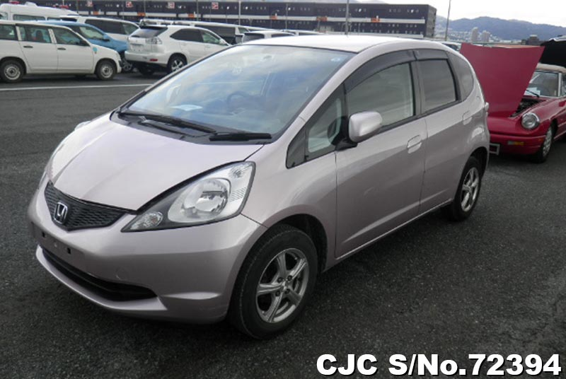 2009 Honda / Fit/Jazz Stock No. 72394