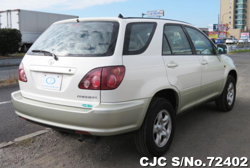 1999 Toyota / Harrier Stock No. 72402