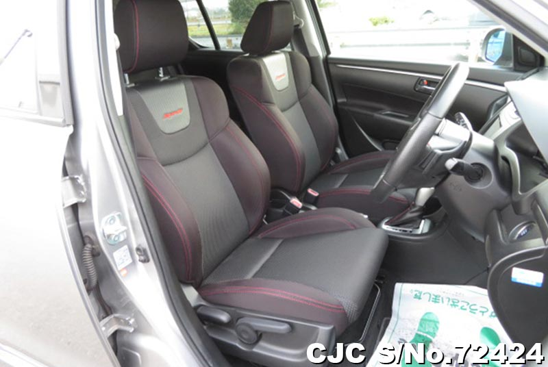 2014 Suzuki / Swift Stock No. 72424