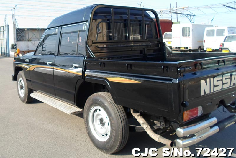 1987 model Nissan Safari for Diplomats