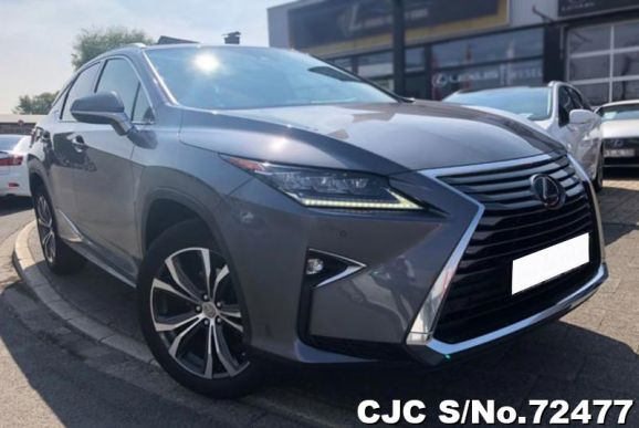 2016 Lexus / RX 200 Stock No. 72477