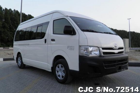 2013 Toyota / Hiace Stock No. 72514