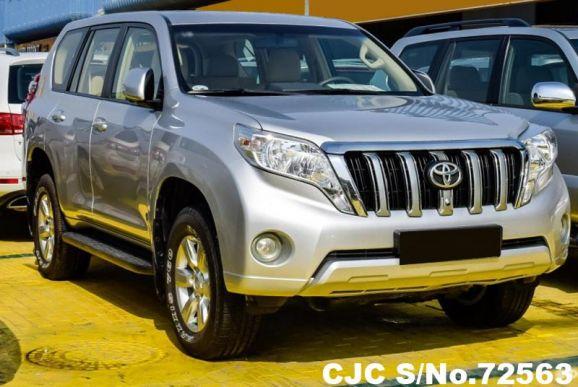 2015 Toyota / Land Cruiser Prado Stock No. 72563