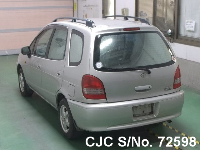 1999 Toyota / Spacio Stock No. 72598