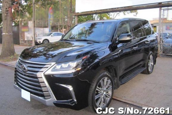 2016 Lexus / LX 570 Stock No. 72661