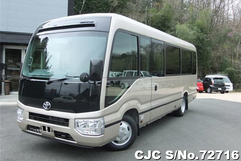 2018 Toyota / Coaster Stock No. 72716