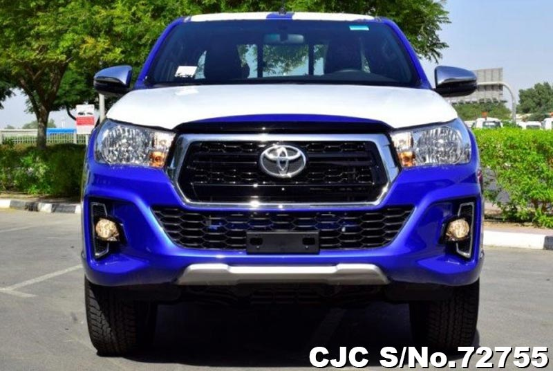 2019 Toyota / Hilux Stock No. 72755