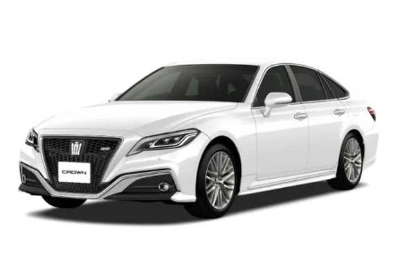 Brand New Toyota CROWN