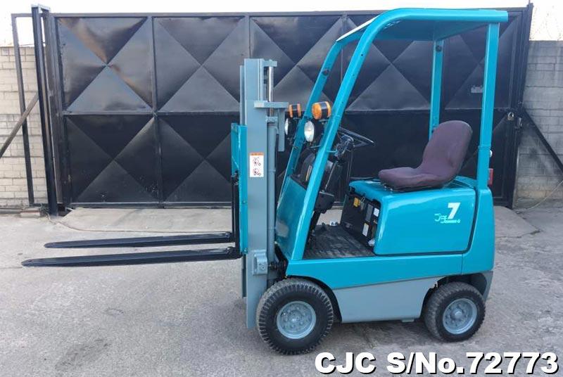 Used Toyota Forklift for sale | 1997 model | CJC- 72773