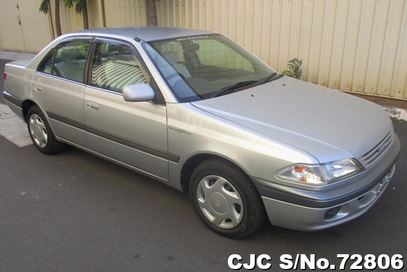 1998 Toyota / Carina Stock No. 72806