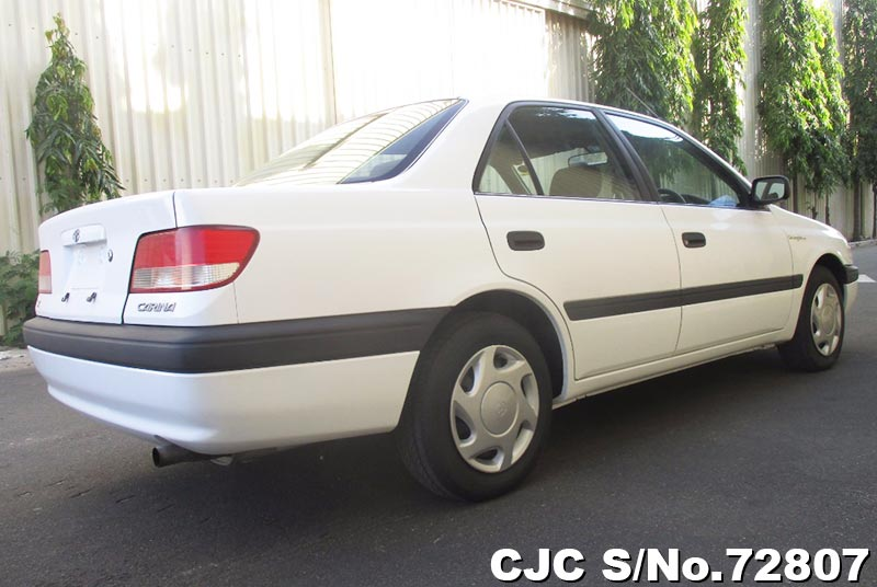 1997 model Toyota Carina for Diplomats