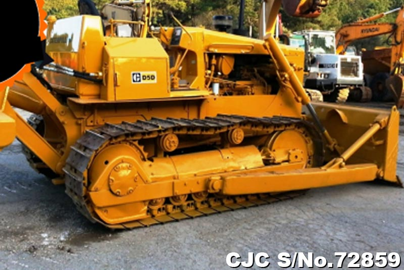 Used Caterpillar D5B Bulldozer for sale | 1980 model | CJC