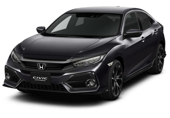 Brand New Honda CIVIC HATCHBACK