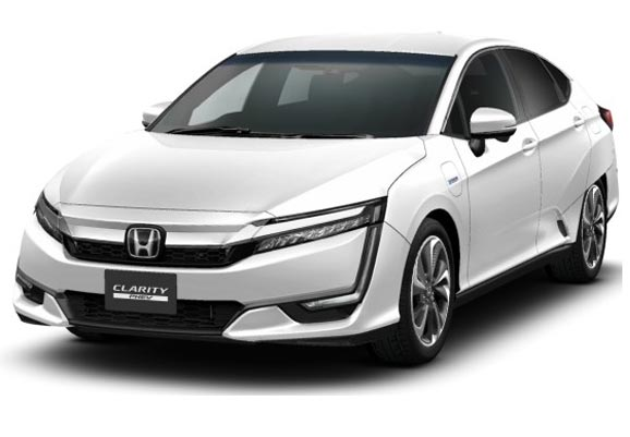 Brand New Honda CLARITY PHEV