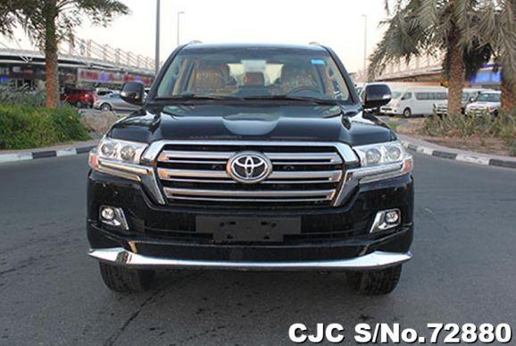 2018 Toyota / Land Cruiser Stock No. 72880