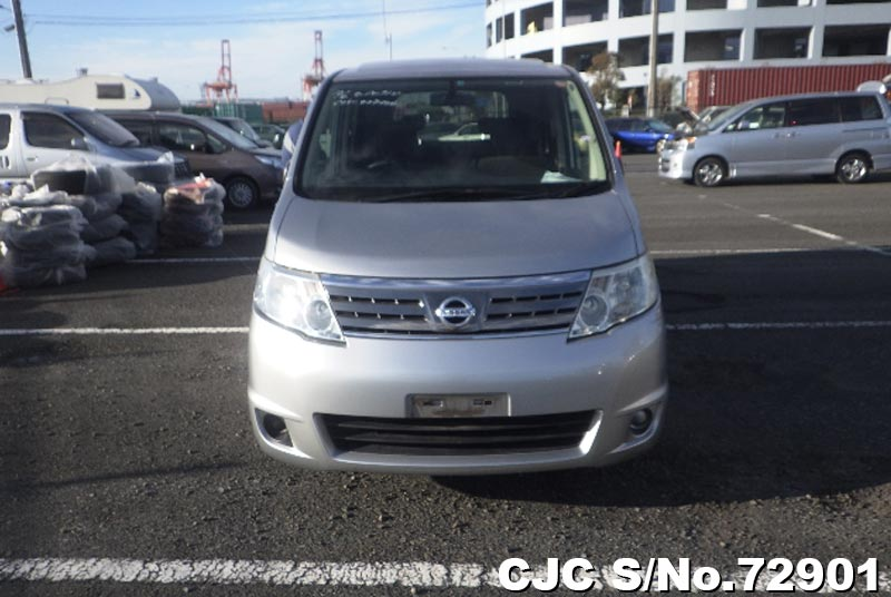 2009 Nissan / Serena Stock No. 72901