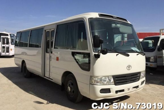 2013 Toyota / Coaster Stock No. 73019