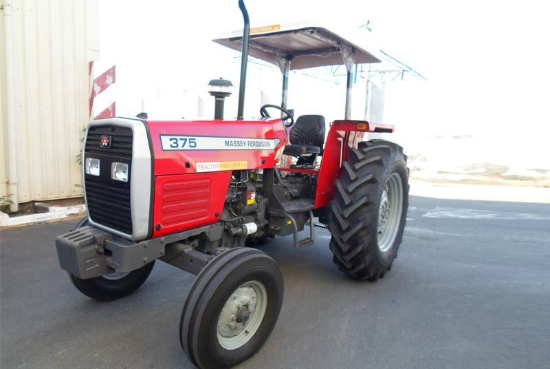 MF 375 new tractor sale