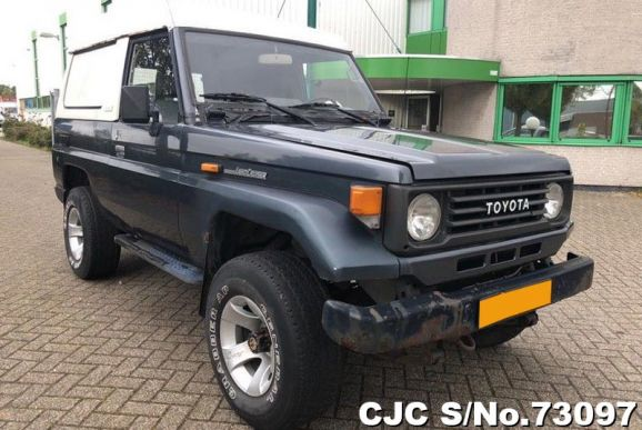 1993 Toyota / Land Cruiser Stock No. 73097