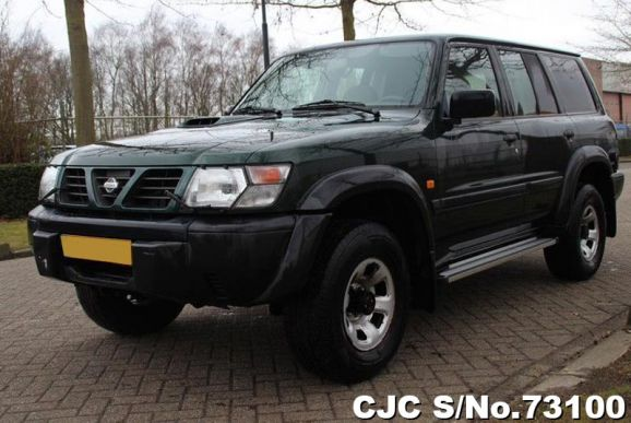 1999 Nissan / Patrol Stock No. 73100