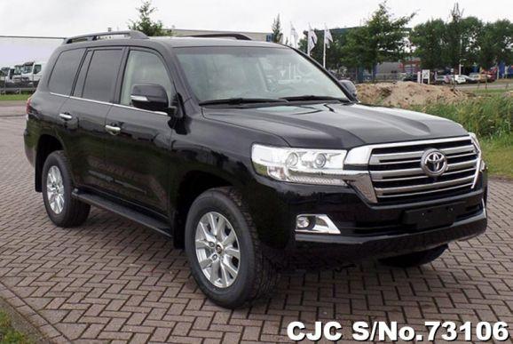 2016 Toyota / Land Cruiser Stock No. 73106