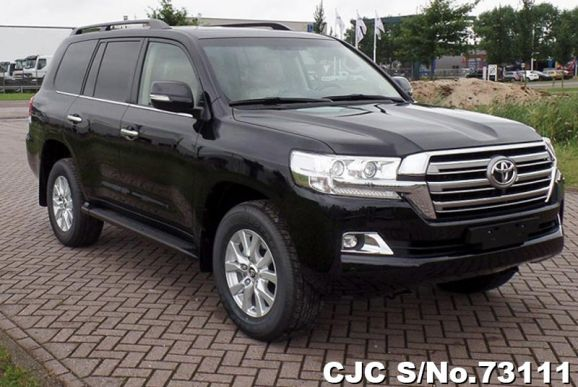 2016 Toyota / Land Cruiser Stock No. 73111