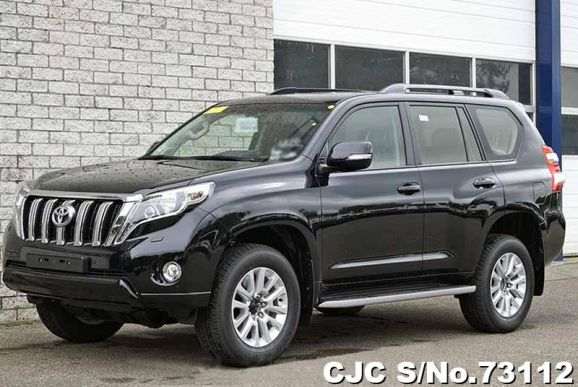 2018 Toyota / Land Cruiser Prado Stock No. 73112