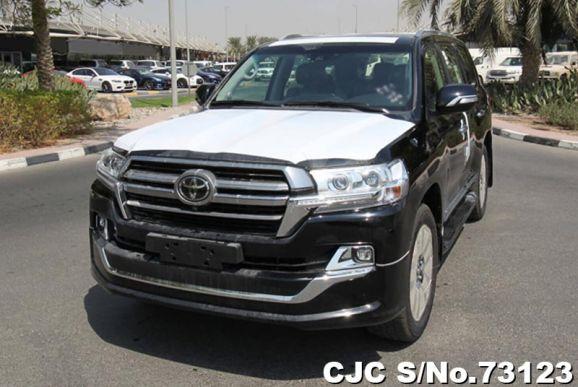 2019 Toyota / Land Cruiser Stock No. 73123