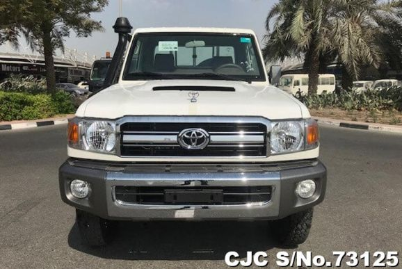 2018 Toyota / Land Cruiser Stock No. 73125