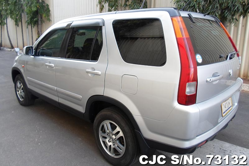 2002 model Honda CRV for Diplomats