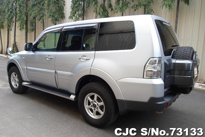 2007 model Mitsubishi Pajero for Diplomats