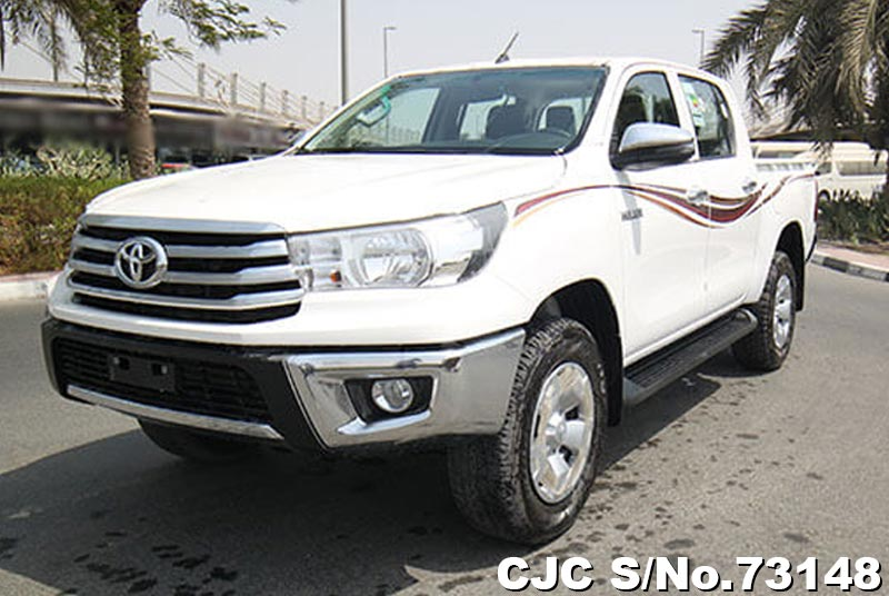 2019 Toyota / Hilux Stock No. 73148