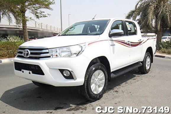 2019 Toyota / Hilux Stock No. 73149