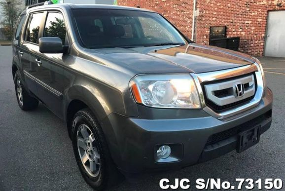 2010 Honda / Pilot Stock No. 73150