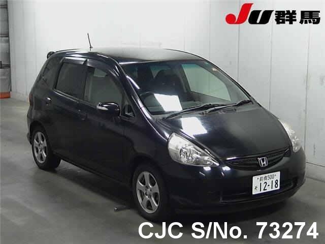 2006 Honda Fit/Jazz Black for sale   Stock No. 73274 ...