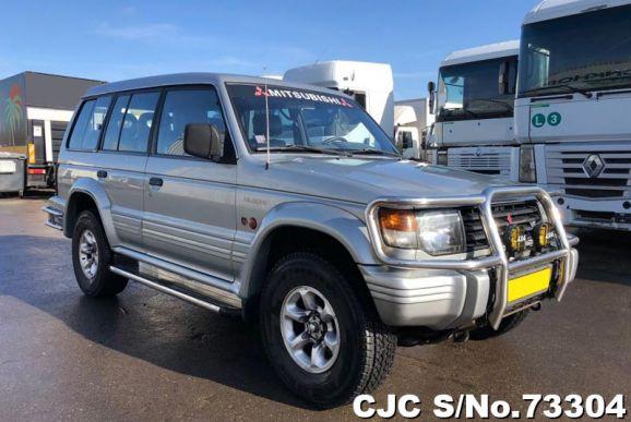 1997 Mitsubishi / Pajero Stock No. 73304