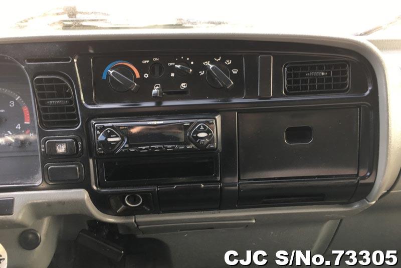 2002 Mitsubishi / Canter Stock No. 73305